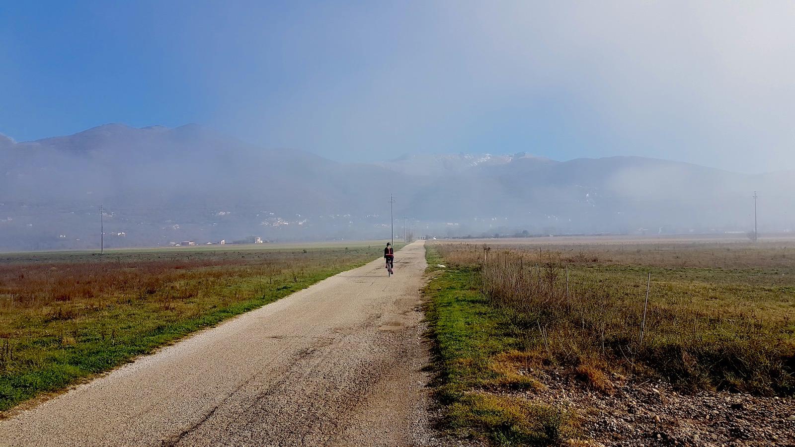 Valle reatina lago lungo
