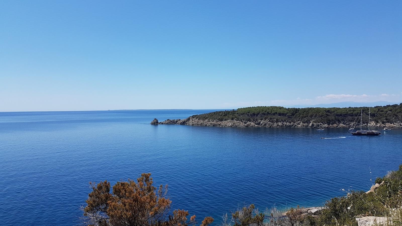 Isola d'Elba Ovest (DX) 7