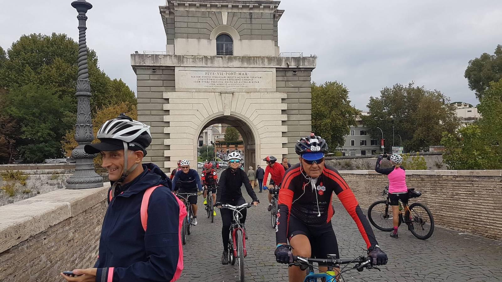 Roma ciclabile Tevere Appia1