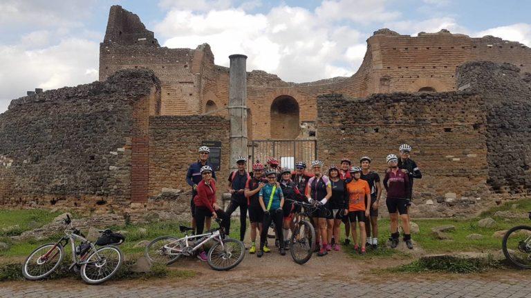 Roma ciclabile Tevere Appia12