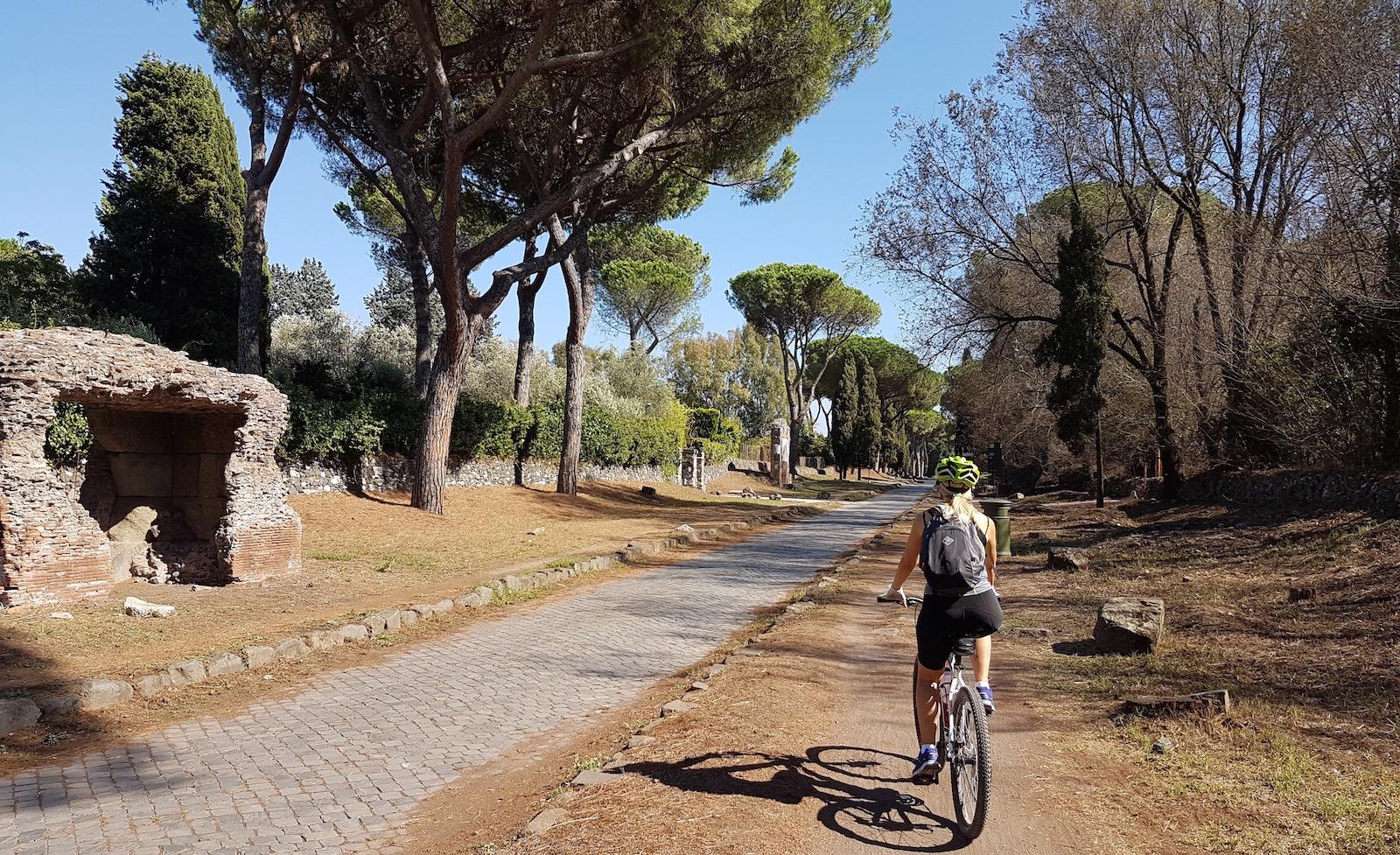 Roma ciclabile Tevere Appia17