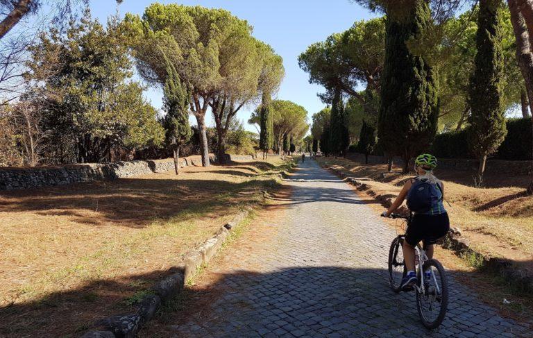 Roma ciclabile Tevere Appia19
