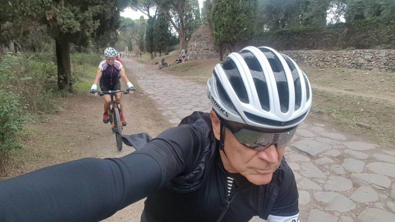 Roma ciclabile Tevere Appia2