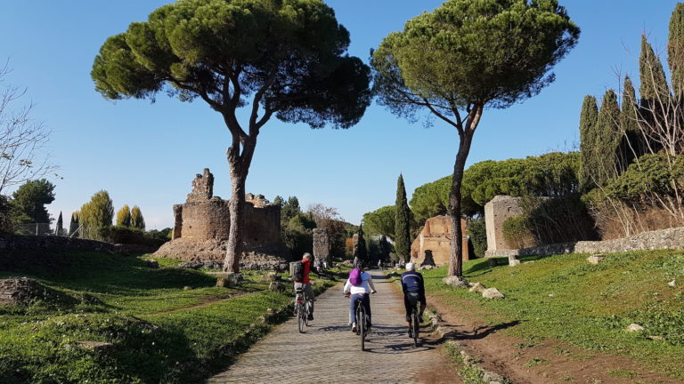 Roma ciclabile Tevere Appia28