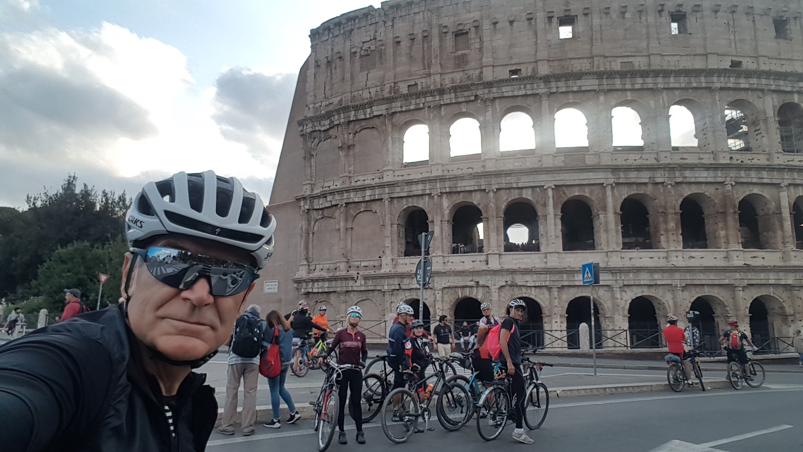 Roma ciclabile Tevere Appia30