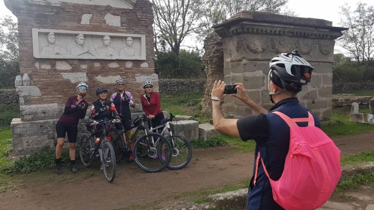 Roma ciclabile Tevere Appia9